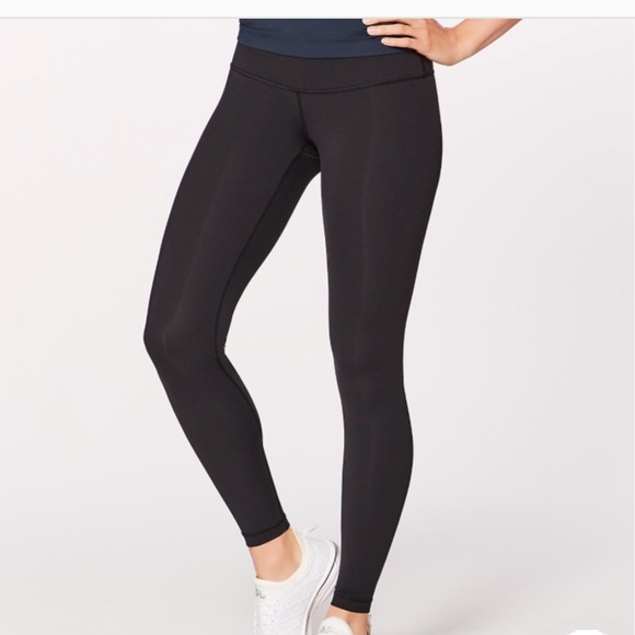 93b70104a lululemon athletica Pants - Wunder Under Low-Rise Tight Full-On Luxtreme 28